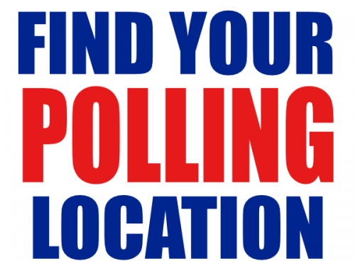 Find My Election Day Polling Location